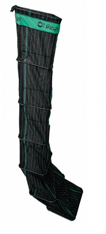 Sensas Challenge Carp Rechthoek zwart - groen witvis leefnet 4m00