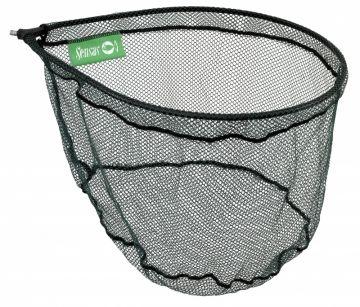 Sensas Concours zwart visschepnet 50cm
