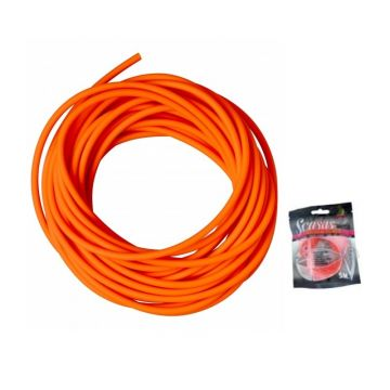 Sensas Crazy Hollow Power oranje witvis viselastiek 2.70mm 5m