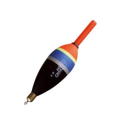 Sensas Dobber Forel 500 noir - rouge - jaune  6g