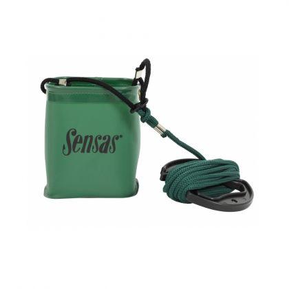 Sensas Emmer Waterproof + Koord vert