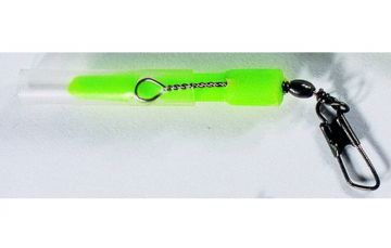 Sensas Fix-Flotteur clear - groen klein vismateriaal