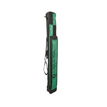 Sensas Foedraal Classic Competition zwart - groen visfoudraal 160x20x15cm