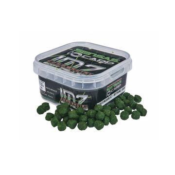 Sensas IM7 Soft Pellets Green Garlic Betaine groen vispellets 6mm