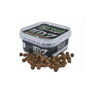 Sensas IM7 Soft Pellets Naturel Fishmeal bruin vispellets 4mm