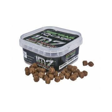 Sensas IM7 Soft Pellets Naturel Fishmeal bruin vispellets 6mm