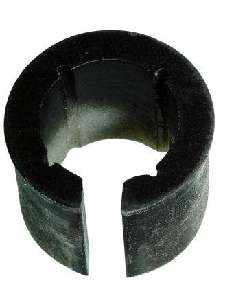 Sensas Jumbo Insert Voor Accessoire zwart witvis  25mm