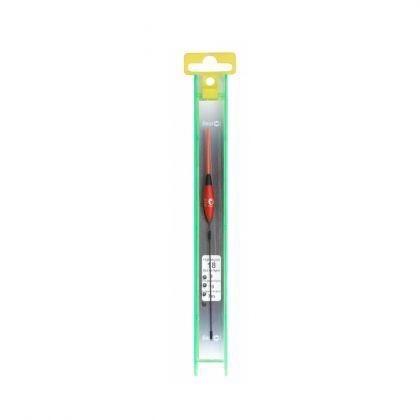 Sensas K-E-K Tuig Myriam zwart - rood kant & klare vislijn 0.80g 0.12mm H18