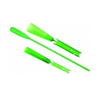 Sensas Kegel + Latje + Sleutel groen witvis toebehoor viselastiek Deel 2