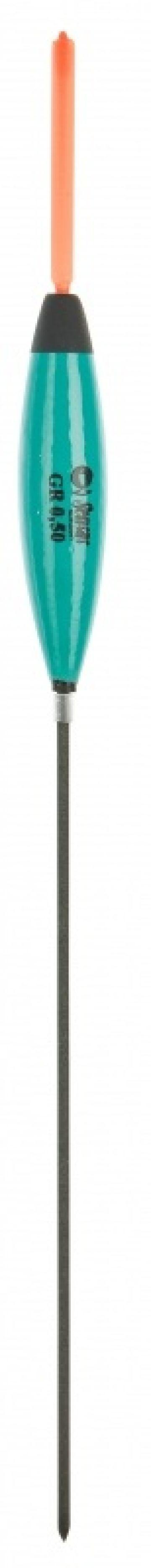 Sensas MAMMOTH PASSANT ALLROUND zwart - groen witvis visdobber 0.80g