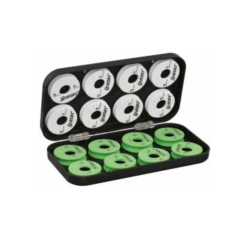 Sensas Onderlijnendoos Special Feeder groen - zwart visdoos