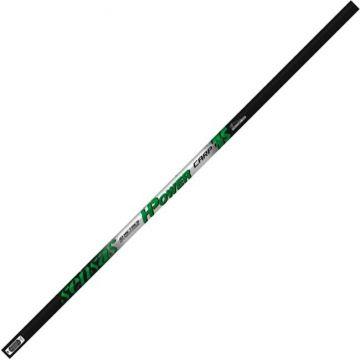 Sensas Pack H-Power Carp 75 zwart - groen - wit witvis vaste hengel 11m50