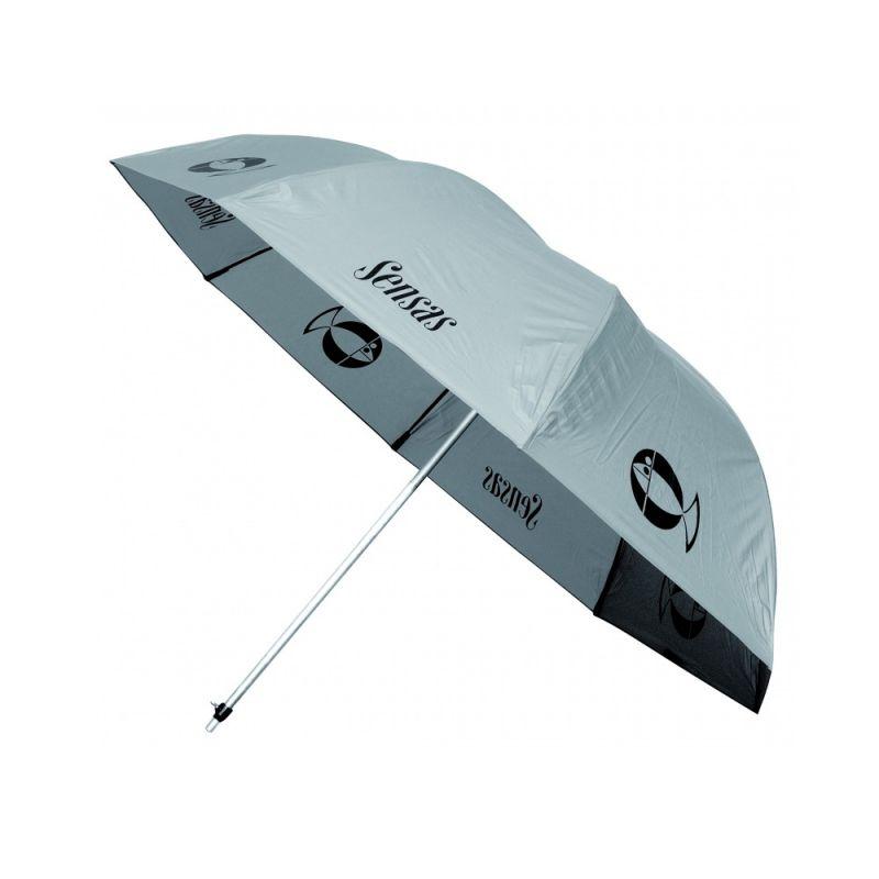 Sensas Paraplu Dublin grijs visparaplu 2m50