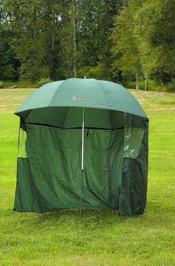 Sensas Paraplutent Nylon vert  2m20