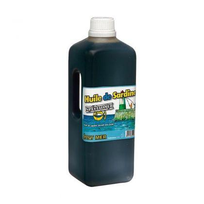 Sensas Sardineolie - witvis visadditief 1l