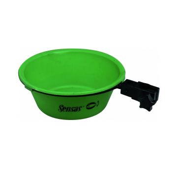 Sensas Steun + Kom groen witvis