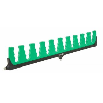 Sensas Support Kit Universel Double Fixation groen - zwart witvis