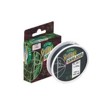 Sensas Team Anglaise groen visdraad 0.167mm 150m