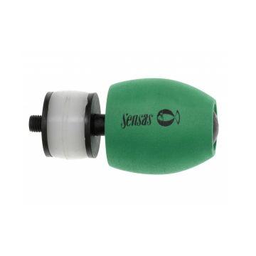Sensas Verstelbare Dop Enkel zwart - groen
