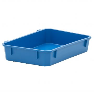 Shakespeare Seatbox Tray blauw zeevis visbak