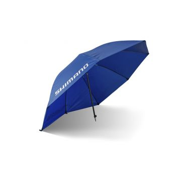 Shimano Allround Stress Free Umbrella blauw - wit visparaplu 2m50