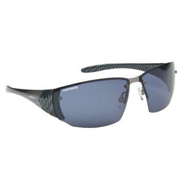 Shimano Aspire zwart - grijs viszonnenbril