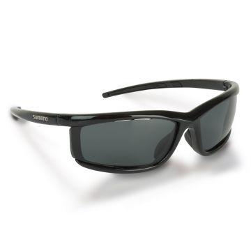 Shimano Beastmaster zwart - grijs viszonnenbril