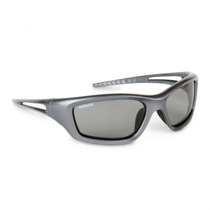Shimano Biomaster grijs viszonnenbril
