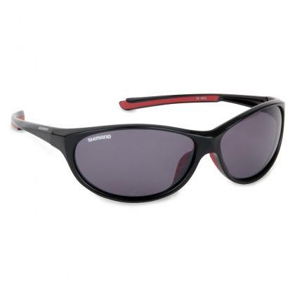 Shimano Catana BX zwart - rood - grijs viszonnenbril