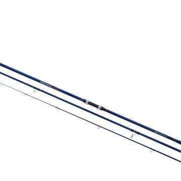 Shimano Nexave BX Solid Tip zwart - blauw zeevis zeebaarshengel 4m20 <225g