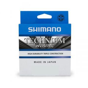 Shimano Technium Invisitec grijs karper visdraad 0.25mm 300m
