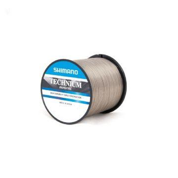 Shimano Technium Invisitec grijs karper visdraad 0.30mm 1100m