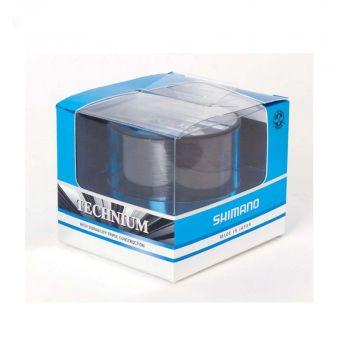 Shimano Technium ZWART karper visdraad 0.30mm 1100m