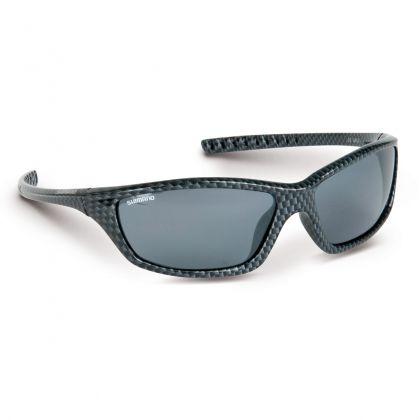 Shimano Technium grijs viszonnenbril
