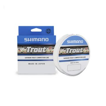 Shimano Trout Competition clear visdraad 0.25mm 150m