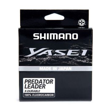 Shimano YASEI Fluorocarbon clear roofvis visdraad 0.28mm 50m 6.32kg
