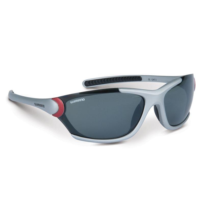 Shimano Yasei zwart - grijs viszonnenbril