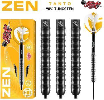 Shot Zen Tanto 90% zwart - zilver 25g