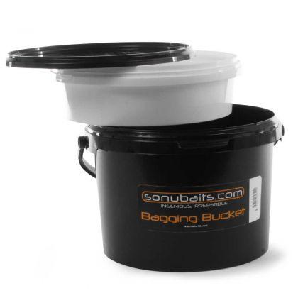 Sonubaits Bagging Bucket noir