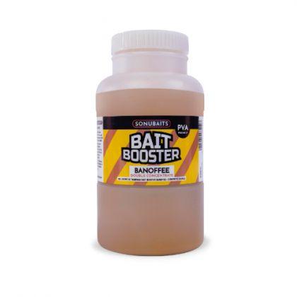 Sonubaits Bait Booster Banoffee bruin aas liquid 800ml