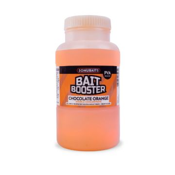 Sonubaits Bait Booster Chocolate Orange oranje aas liquid 800ml