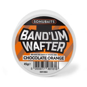 Sonubaits Band'Um Wafter Chocolate Orange bruin - oranje witvis mini-boilie 8mm