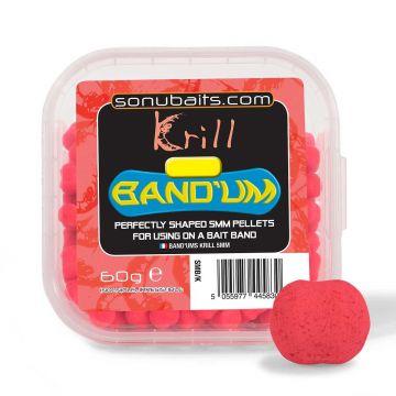 Sonubaits Band'Ums Krill rood witvis mini-boilie 7mm