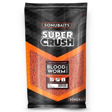 Sonubaits Bloodworm Fishmeal 2kg rood witvis visvoer