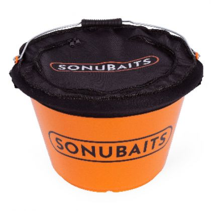 Sonubaits Bucket Cover noir