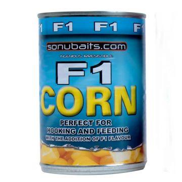 Sonubaits F1 Corn geel partikel 400g