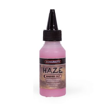Sonubaits Haze Washed Out roze aas liquid 100ml