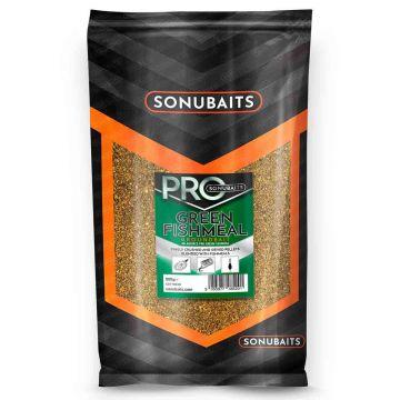 Sonubaits Pro Green Fishmeal 900g bruin - groen witvis visvoer