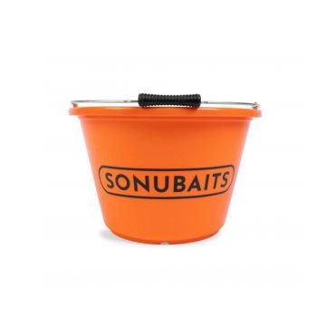 Sonubaits Sonubait Groundbait Bucket orange  18l