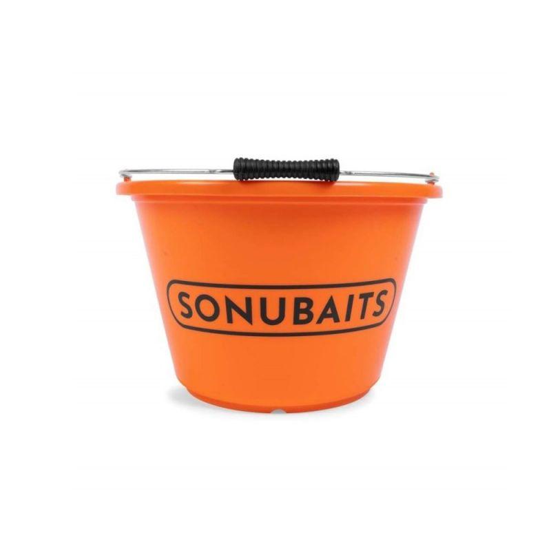 Sonubaits Sonubait Groundbait Bucket orange  18l